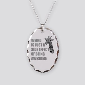 WEIRD is just a side effect of being AWESOME Neckl