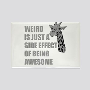 WEIRD is just a side effect of being AWESOME Recta