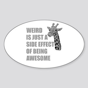 WEIRD is just a side effect of being AWESOME Stick