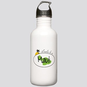 Rather Be In Maui Stainless Water Bottle 1.0L