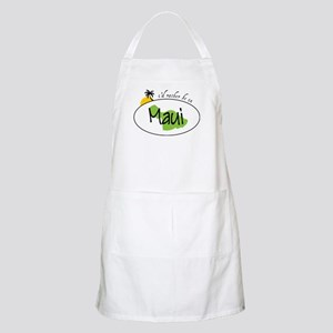 Rather Be In Maui Apron