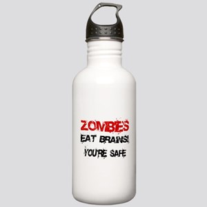 Zombies Eat Brains! Stainless Water Bottle 1.0L