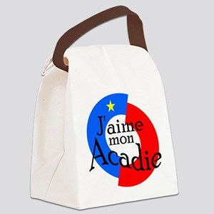 Acadie Canvas Lunch Bag