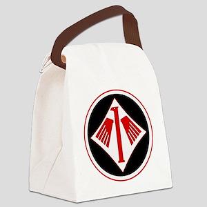 Jagdgeschwader 1 Richthofen Canvas Lunch Bag