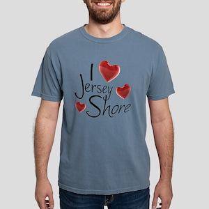 jersey-shore-06 Mens Comfort Colors Shirt