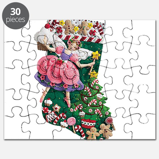 Its a Sugarplum Fairy! Puzzle