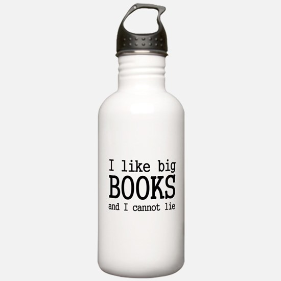 Cute And i cannot lie Water Bottle
