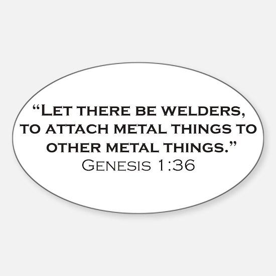 Welders / Genesis Decal