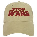 Stop Wars Cap