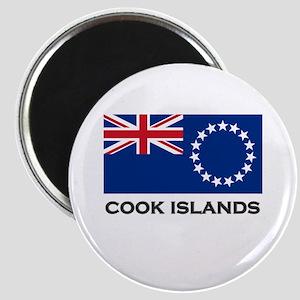 The Cook Islands Flag Stuff Magnet