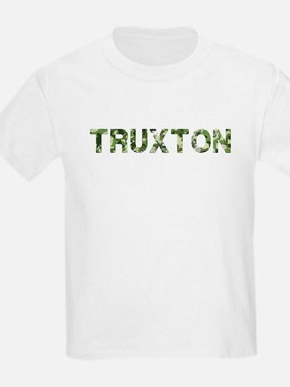Truxton, Vintage Camo, T-Shirt