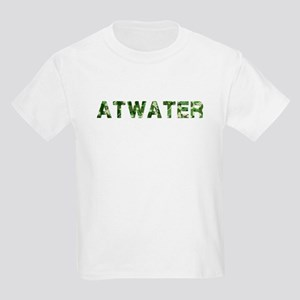 Atwater, Vintage Camo, Kids Light T-Shirt