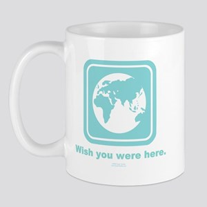 Wish you were here -  Mug