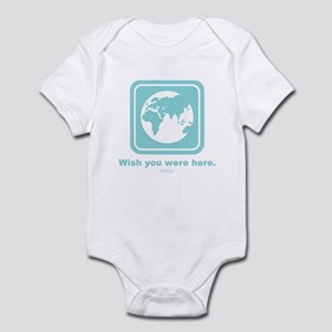 Wish you were here -  Infant Bodysuit