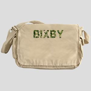 Bixby, Vintage Camo, Messenger Bag