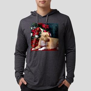VioletCWatercolorSq Mens Hooded Shirt
