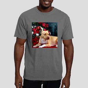 VioletCWatercolorSq Mens Comfort Colors Shirt