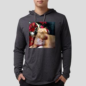 VioletCWatercolorSqCU Mens Hooded Shirt