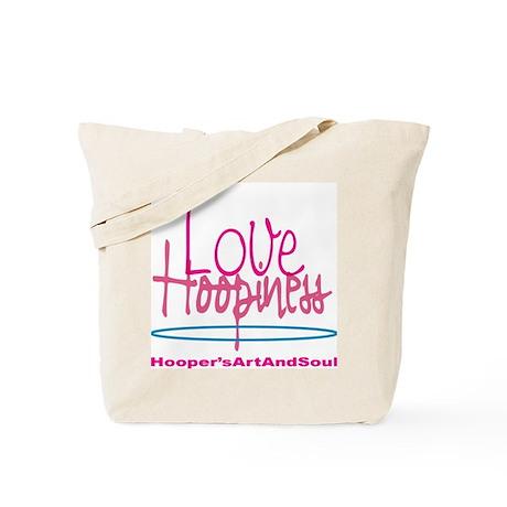 Hooper Love and Hoopiness Tote Bag