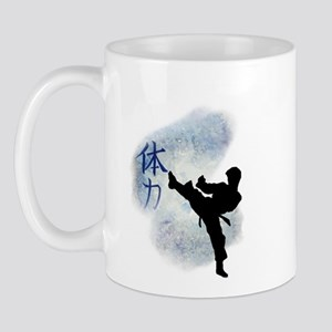 Power Kick 2 Mug