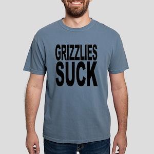 grizzliessuck Mens Comfort Colors Shirt