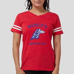 Afghan HoundH Womens Football Shirt