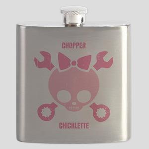 Chopper Chicklette Flask