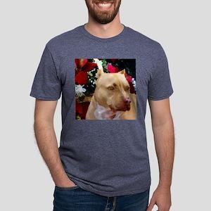 VioletCWatercolorSectionClo Mens Tri-blend T-Shirt