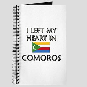 I Left My Heart In Comoros Journal