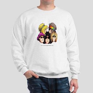 Rock of Ages website Sweatshirt