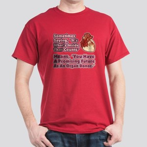 Whats Inside Dark T-Shirt