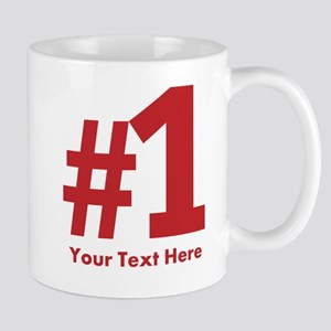 number one Mug