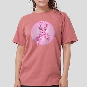 BCGemRibbonTRc Womens Comfort Colors Shirt