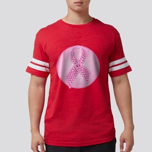BCGemRibbonTRc Mens Football Shirt