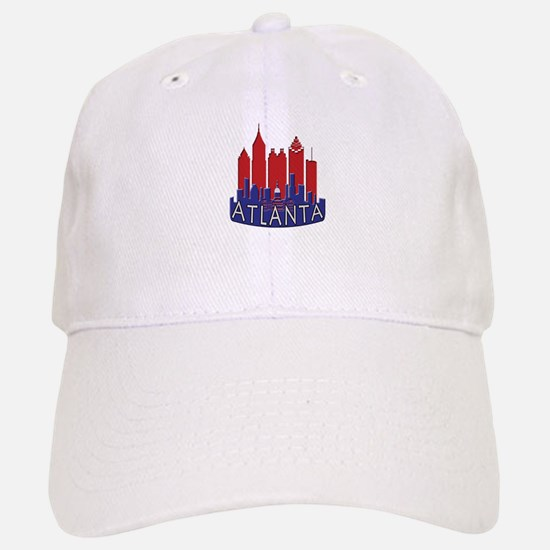 Atlanta Skyline Newwave Patriot Baseball Baseball Cap
