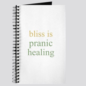 bliss is PRANIC HEALING Journal