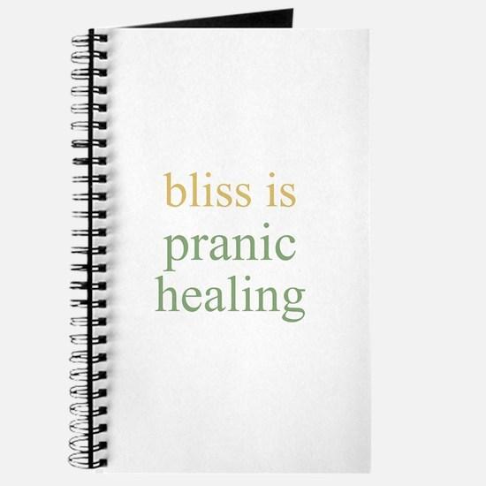 bliss is PRANIC HEALING Journal