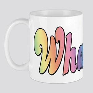 Rainbow Whatever Mug