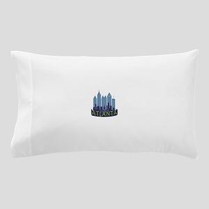 Atlanta Skyline Newwave Cool Pillow Case