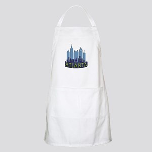 Atlanta Skyline Newwave Cool Apron