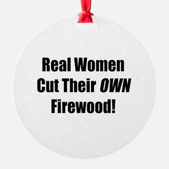 Wood cutting Ornament