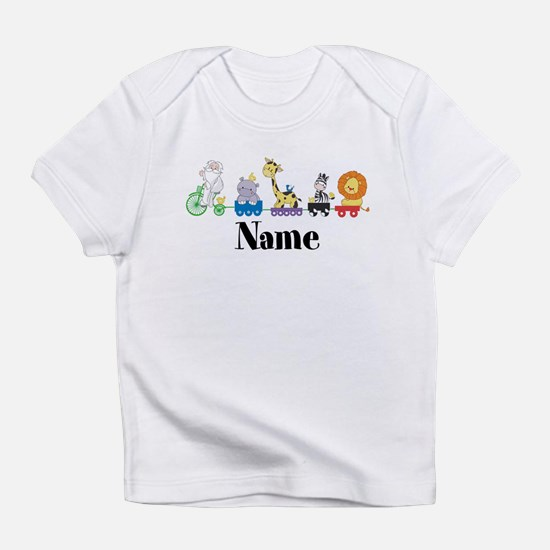 Personalized Noahs Ark Infant T-Shirt