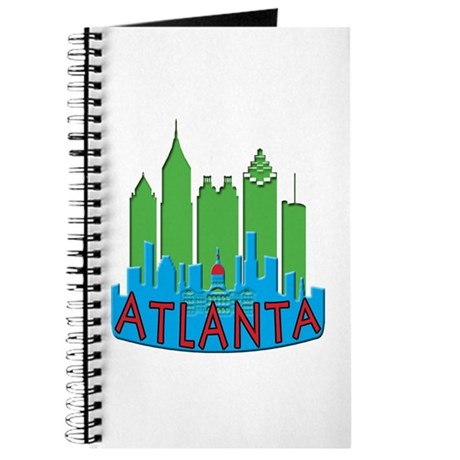Atlanta Skyline Newwave Primary Journal