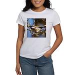 Chickadee in Tree Women's T-Shirt