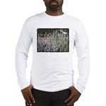Sonoma Lavender Long Sleeve T-Shirt