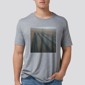shadows sand vers2 110_1097 Mens Tri-blend T-Shirt