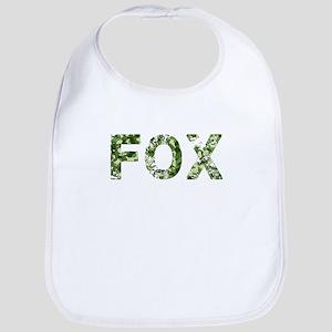 Fox, Vintage Camo, Bib