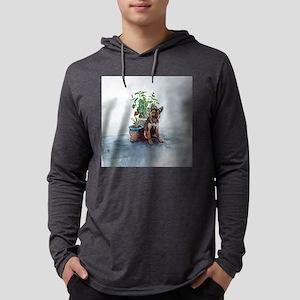 yrmagnet Mens Hooded Shirt