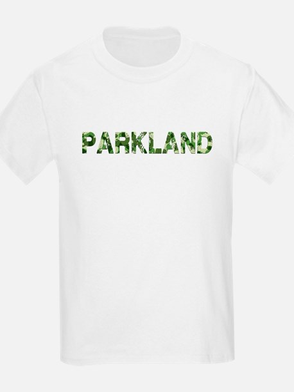 Parkland, Vintage Camo, T-Shirt