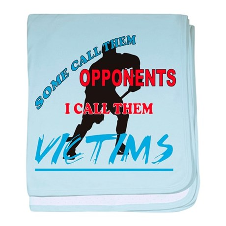 VICTIMS.png baby blanket